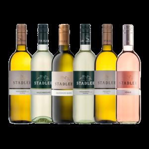 Probierpaket: Frisch-fruchtiger Weingenuss